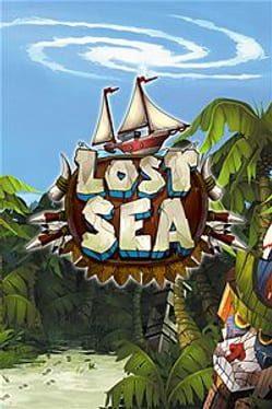 Cover Lost Sea