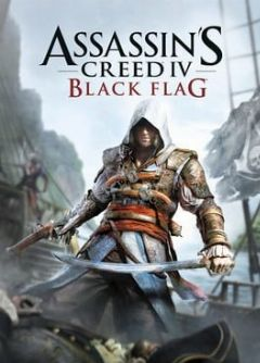 Cover Assassin's Creed IV: Black Flag