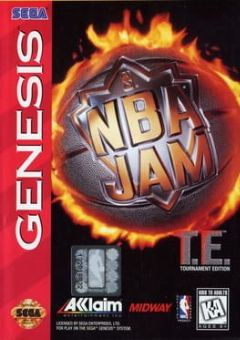 Cover NBA Jam Tournament Edition