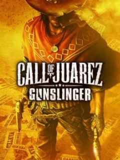 Cover Call of Juarez: Gunslinger