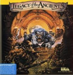 Cover Legacy of the Ancients