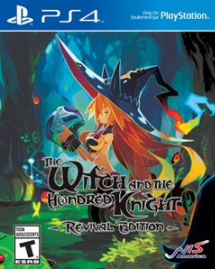 Cover The Witch and the Hundred Knight: Revival Edition