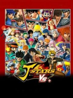 Cover J-Stars Victory Vs+
