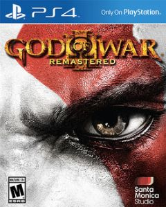 Cover God of War III: Remastered