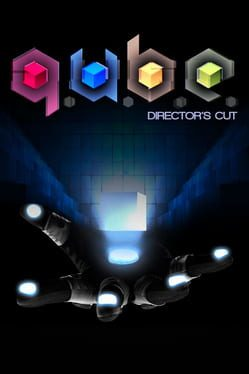 Cover Q.U.B.E. – Director's Cut