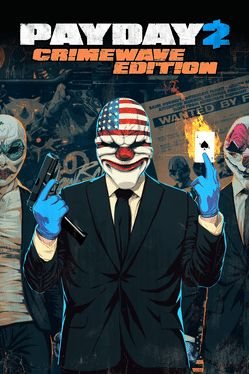 Cover Payday 2: Crimewave Edition