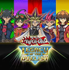 Cover Yu-Gi-Oh! Legacy of the Duelist