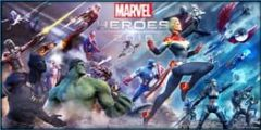Cover Marvel Heroes 2016