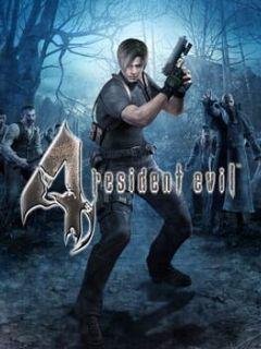 Cover Resident Evil 4 HD