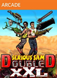 Cover Serious Sam Double D XXL
