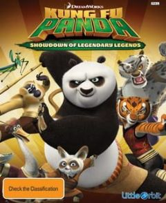 Cover Kung Fu Panda: Showdown of Legendary Legends