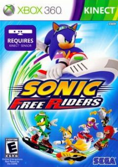 Cover Sonic Free Riders