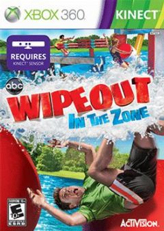 Cover Wipeout In the Zone