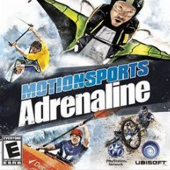 Cover MotionSports: Adrenaline