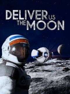 Cover Deliver Us The Moon
