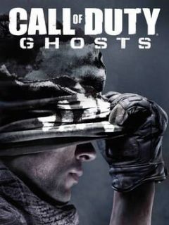 Cover Call of Duty: Ghosts