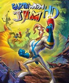 Cover Earthworm Jim HD