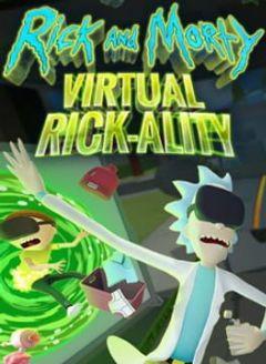 Cover Rick and Morty: Virtual Rick-ality