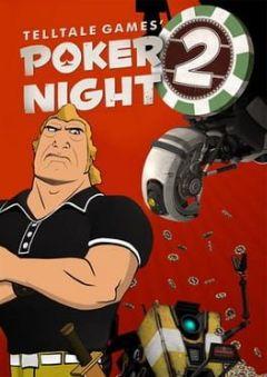 Cover Poker Night 2