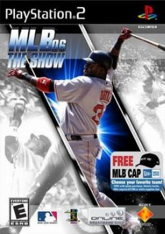 Cover MLB 06: The Show