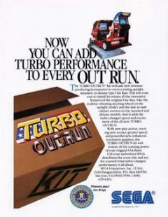 Cover Turbo Outrun