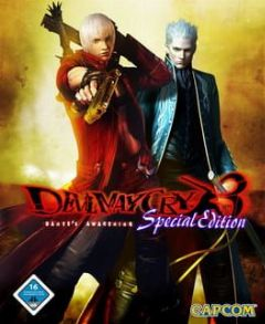 Cover Devil May Cry 3: Dante's Awakening – Special Edition