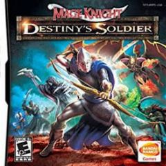 Cover Mage Knight: Destiny's Soldier