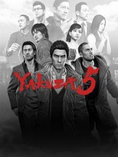 Cover Yakuza 5