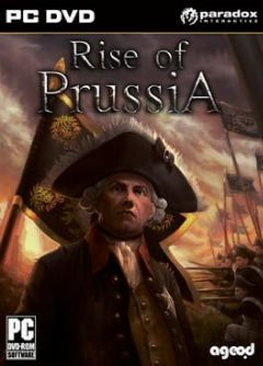 Cover Rise of Prussia