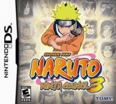 Cover Naruto: Ninja Council 3