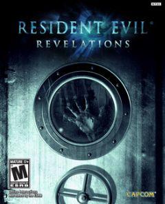 Cover Resident Evil Revelations HD