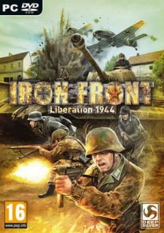Cover Iron Front: Liberation 1944