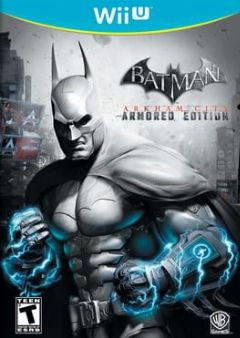 Cover Batman: Arkham City – Armored Edition