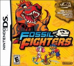 Cover Fossil Fighters