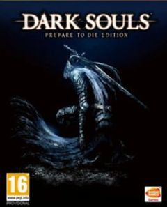 Cover Dark Souls: Prepare to Die Edition