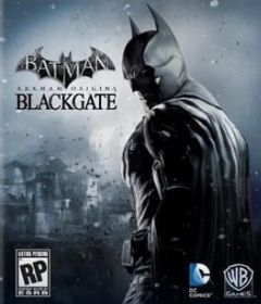 Cover Batman Arkham Origins: Blackgate Deluxe Edition