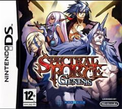 Cover Spectral Force Genesis