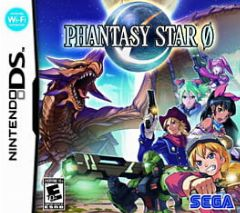Cover Phantasy Star 0