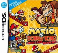 Cover Mario vs. Donkey Kong: Mini-Land Mayhem!