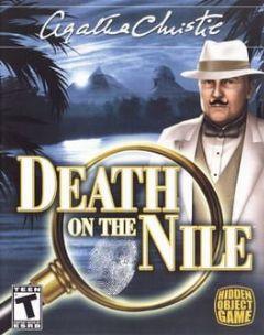 Cover Agatha Christie: Death on the Nile