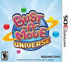 Cover Bust-A-Move Universe