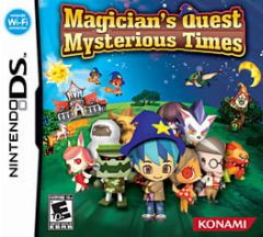 Cover Magician's Quest: Mysterious Times