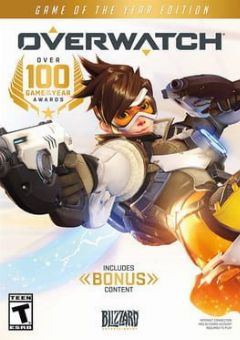 Cover Overwatch – Game of the Year Edition