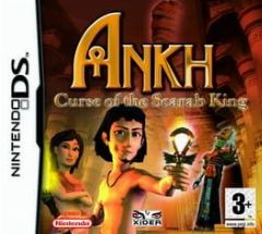 Cover Ankh: Curse of the Scarab King