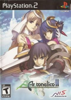 Cover Ar Tonelico 2: Melody of Metafalica