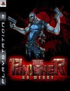 Cover The Punisher: No Mercy