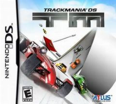 Cover TrackMania DS