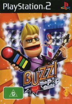 Cover Buzz!: Pop Quiz