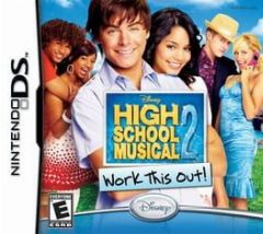Cover High School Musical 2: Work This Out!