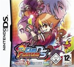 Cover SNK vs Capcom Card Fighters DS